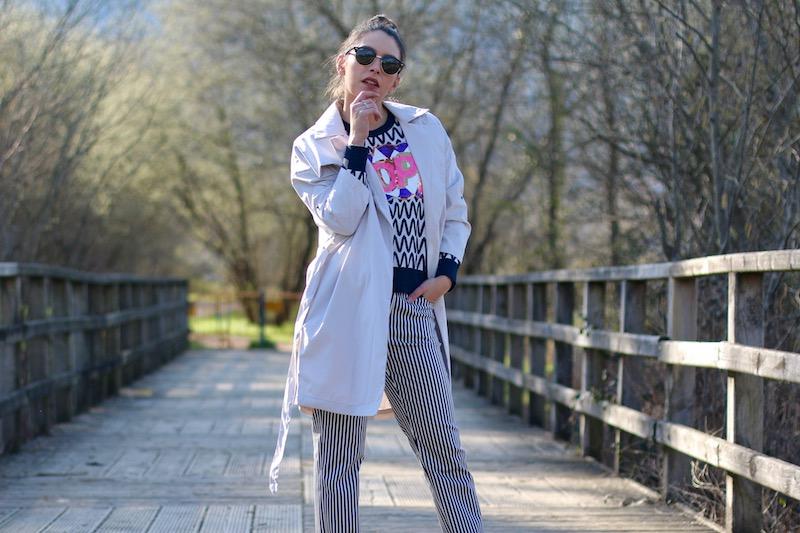 pantalon rayas verticales