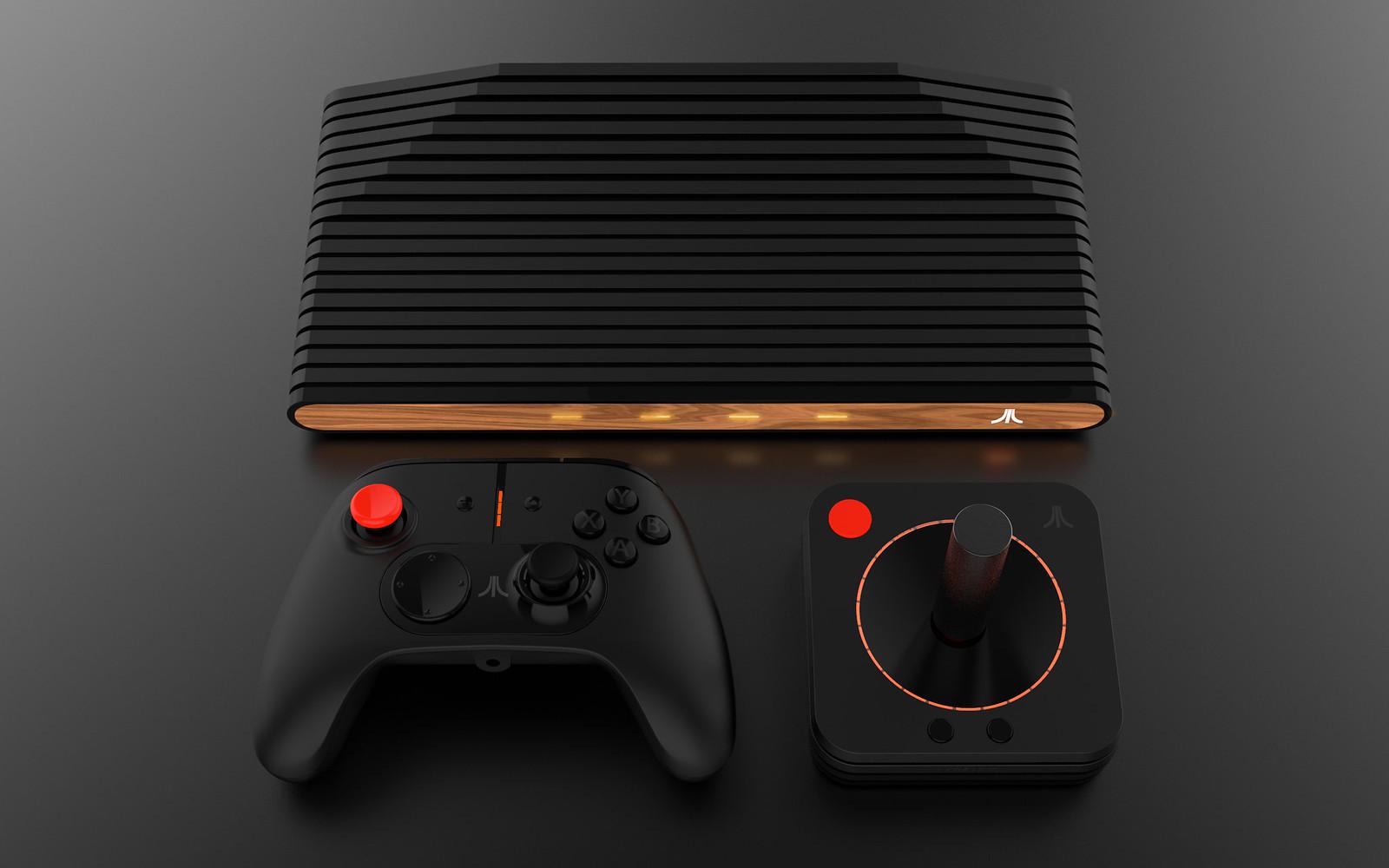 Atari-VCS-Family