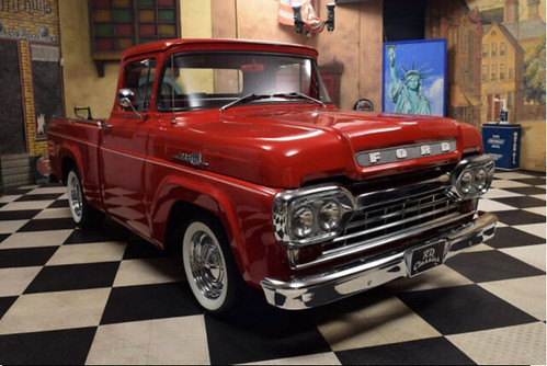 3rd Generation 1960 Ford F-100