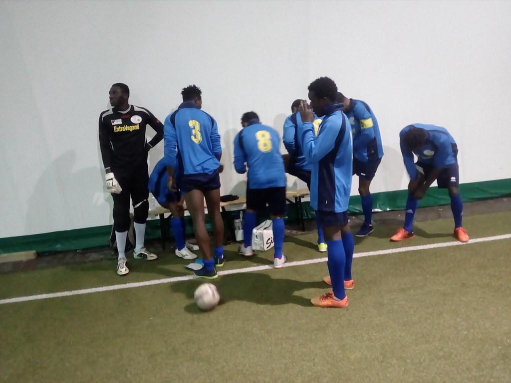 ⚽ Jesi (AN) | ExtraVaganti Jesi - FC Muppet (4-7)