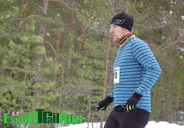 Espoo Trail Run - 24.3.2018