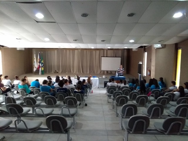 Palestra com o Instituto Agronômico de Pernambuco - IPA