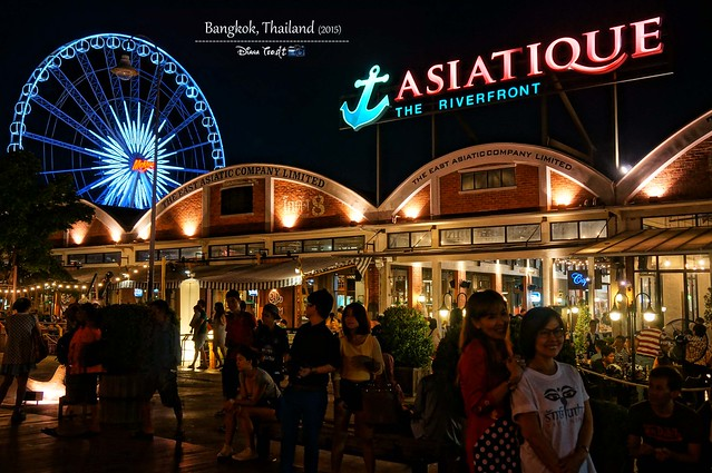 2015 Bangkok Day 3- Asiatique The Riverfront 10