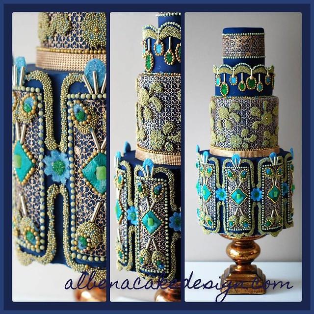 Cake by Albena Cake Design