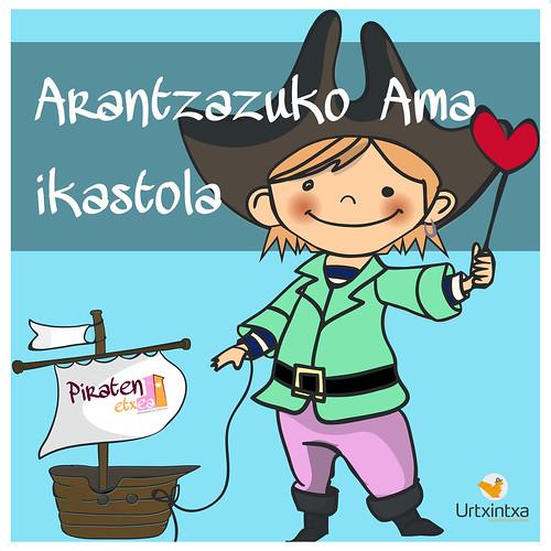 Arantzazuko Ama Ikastola-2018/03/22-2018/03/23