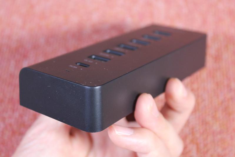 dodocool 7ポート USBハブ 開封レビュー (18)
