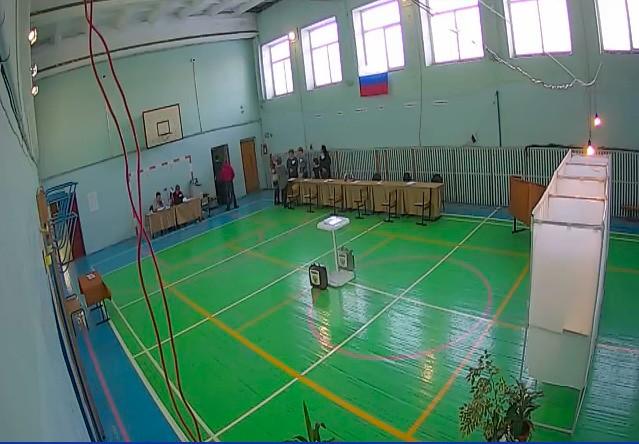 УИК № 965. Красная Горбатка, ул. Красноармейская ул., 21