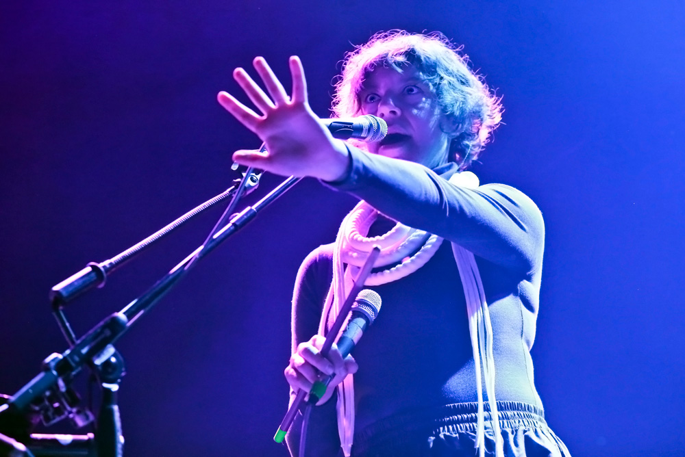 Tune Yards at Roundhouse