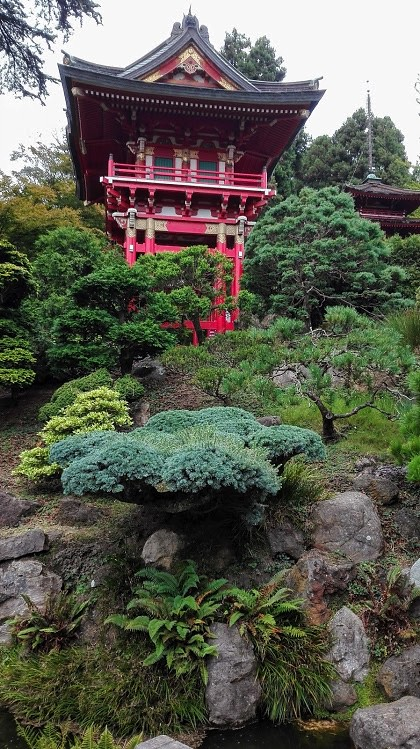 Japanese Tea Garden, San Francisco - Cardamomo & co