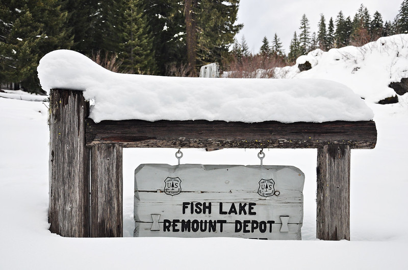 Fish Lake Remount Depot