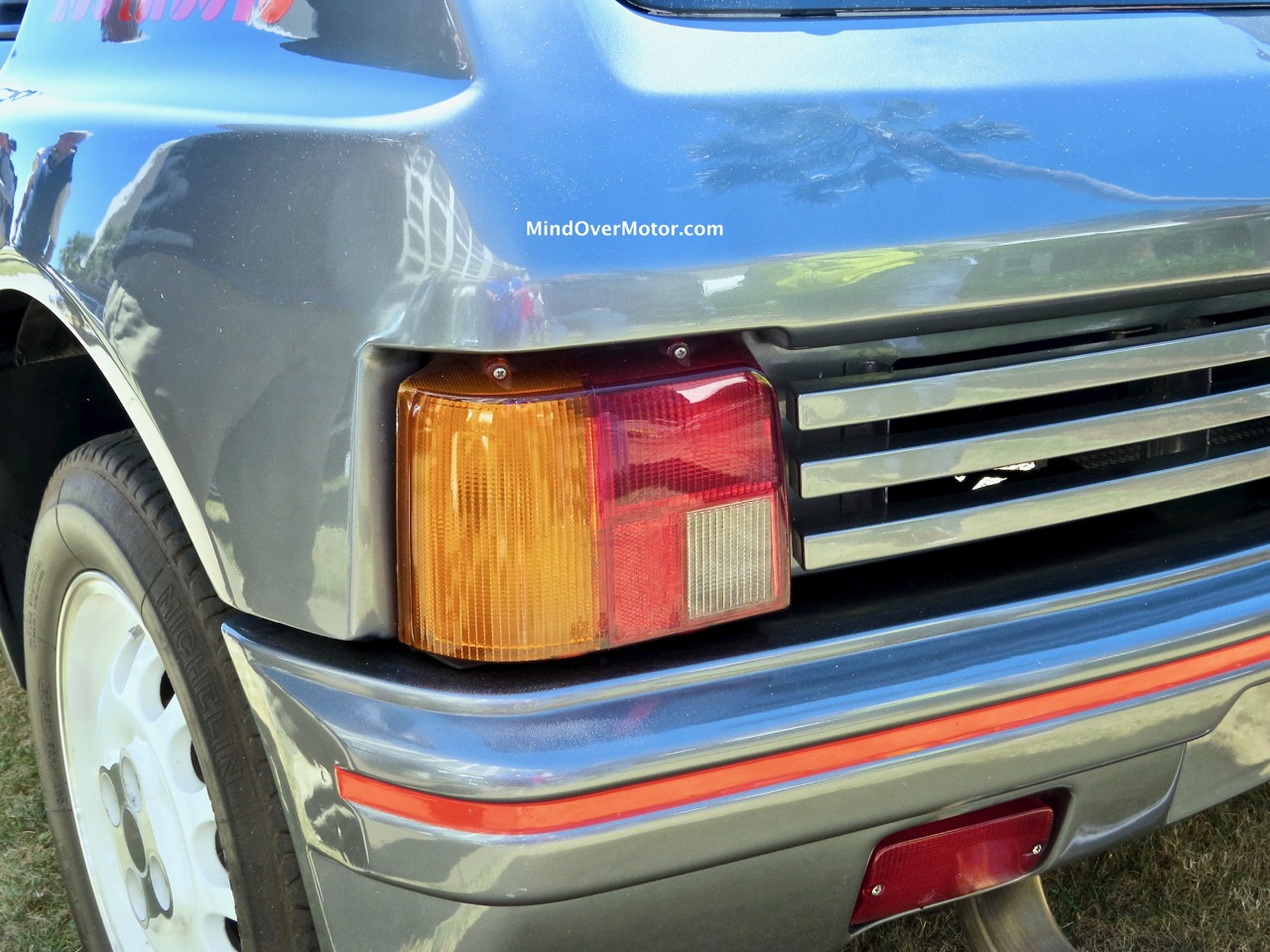 Peugeot 205-16 Fog Light