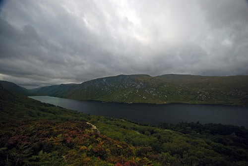 Lake in Glenveagh National Park, Ireland