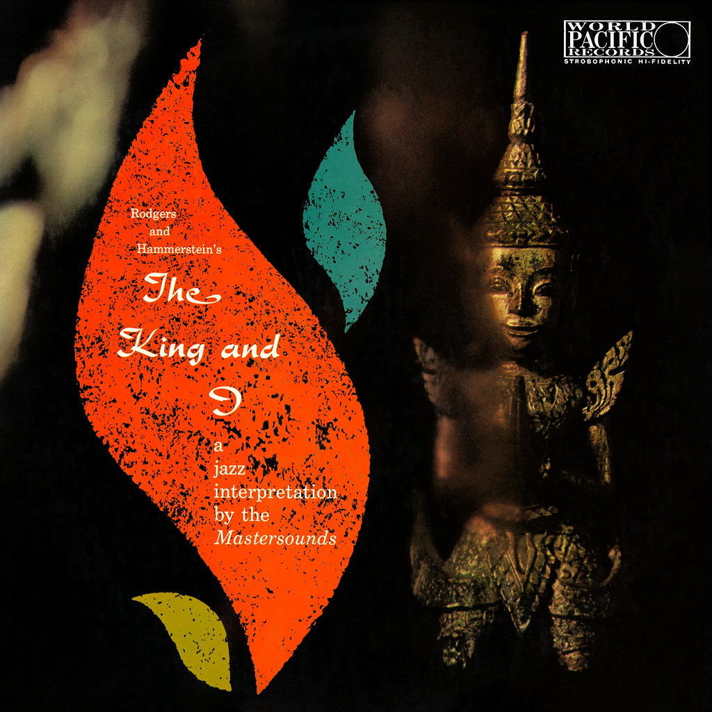 The Mastersounds - The King and I