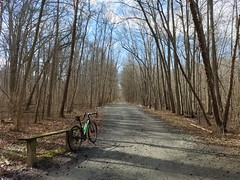 2018 Bike 180: Day 13 - Winter Afternoon on the CCT