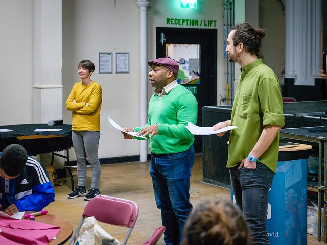Festival of Solutions: Being Bristolian February 2018