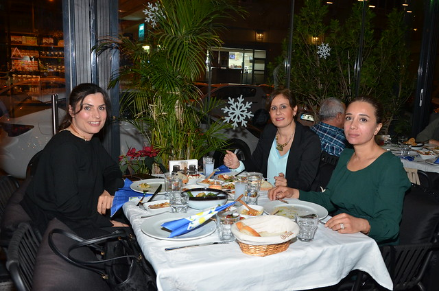Melike Aydoğan, Senay Türker, Sevda Demirtaş