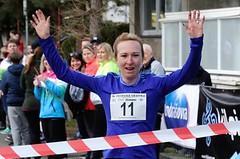 V Pečkách dominovala Eva Vrabcová v traťovém rekordu