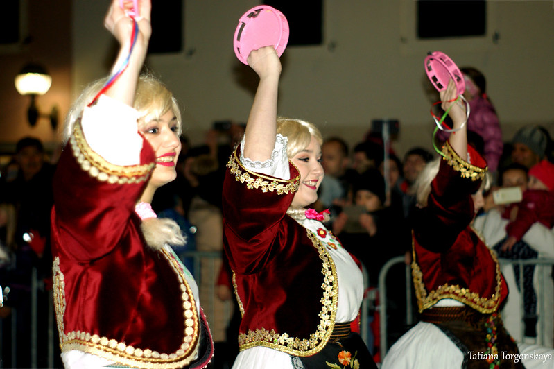 """Выступление группы """"Барби"""" из Шабаца"""
