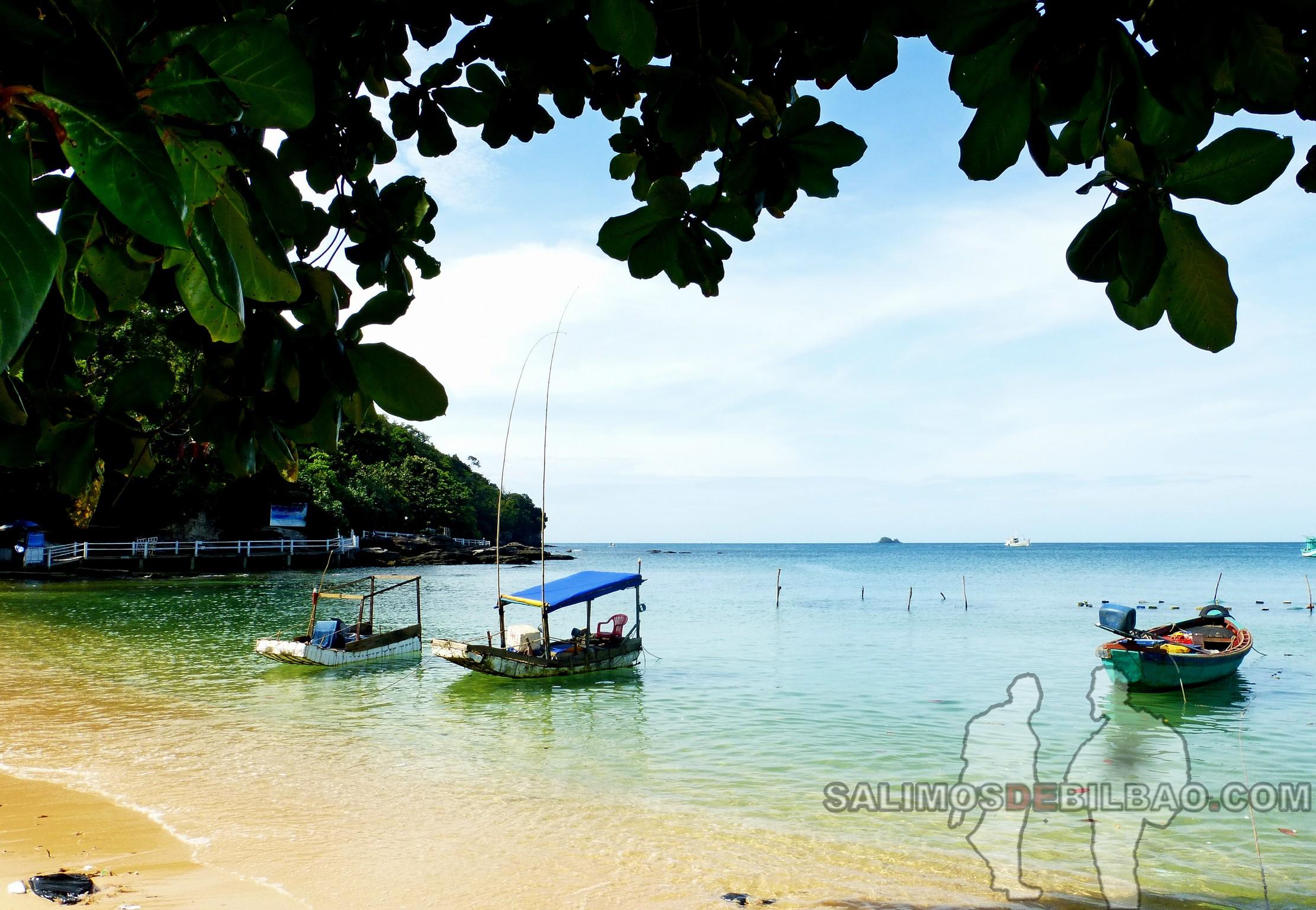 0148. Playa de Bai bien Ganh Dau, Noreste de Phu Quoc