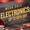 Electronics Mega Sale @ Gearbest