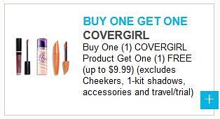 Bogo Free Covergirl Coupon Free Money Making Deal At Cvs