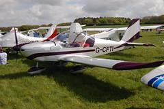 G-CFTI Evektor EV-97 [2008-3414] Popham 020509