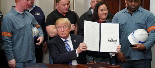 Trump, ecco i dazi.