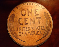 New mouse pad Wheat Cent
