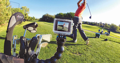 GoPro Jaws Flexible Clamp Mount - Action
