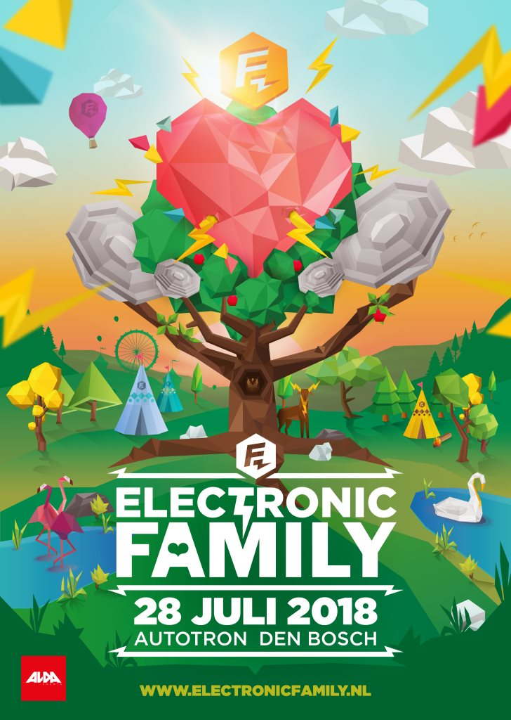 cyberfactory 2018 electronic family trance festival