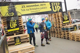 Alive step-up treningi