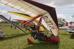 G-OTJH Solar Wings Pegasus [7791] Popham 020509