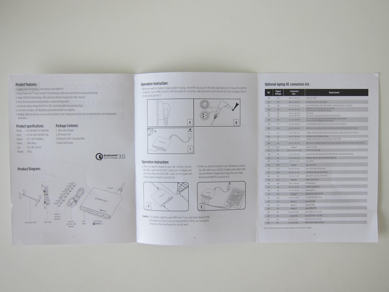 Evri 80w Usb C Charging Station Blog Asus Cable Wiring Diagram Manual