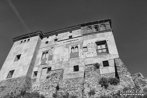 Castillo Palacio del Papa Luna (illueca -- Zaragoza)