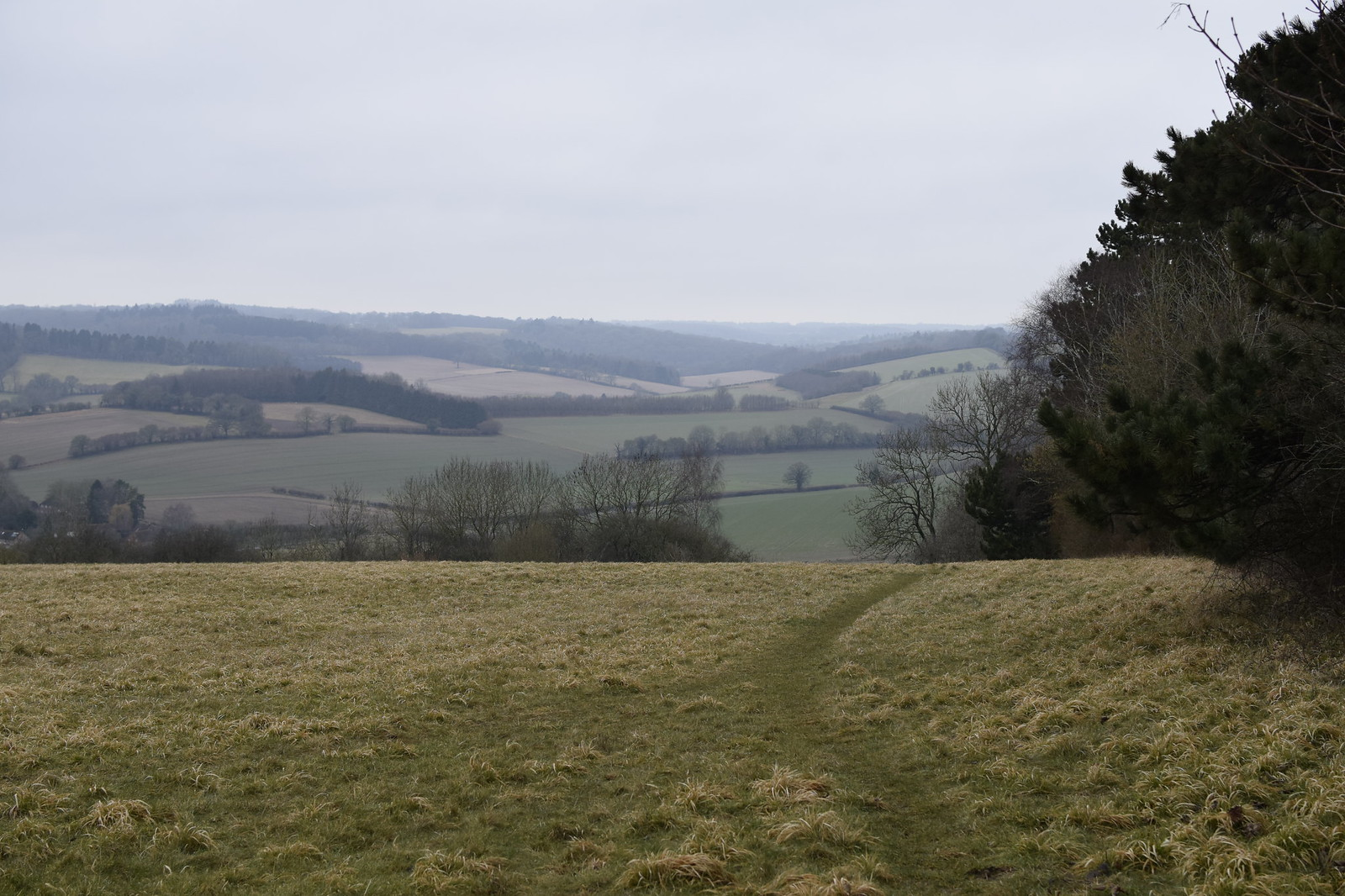 photo from walk Robertsbridge Circular walk Quiet, rolling hills, Bodiam Castle (NT), with a gentler finish.