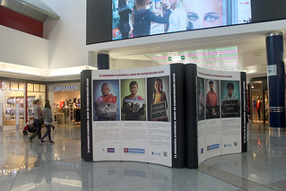 Exposición 'El futuro empieza hoy'
