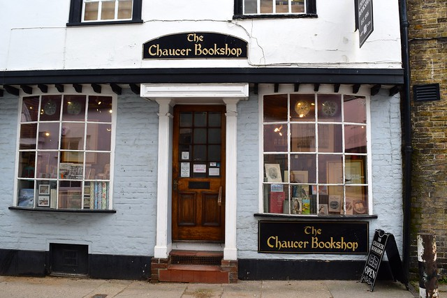 The Chaucer Bookshop, Canterbury