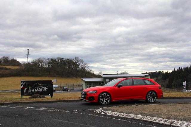 Essai Audi RS4 Avant