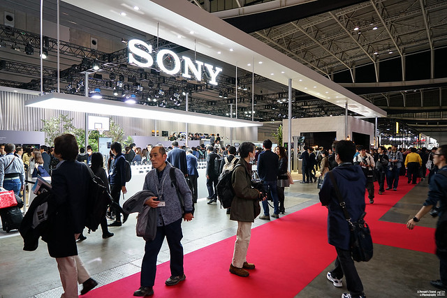 【CP+ 2018】Sony Alpha7 Mark III | 01