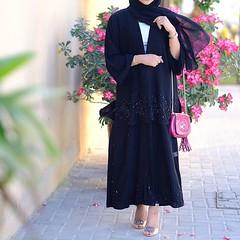 #Repost @flooosha with @instatoolsapp ・・・ Good vibes only 🌸 Abaya by @_bysak floooshaabayastyle #subhanabayas #fashionblog #lifestyleblog #beautyblog #dubaiblogger #blogger #fashion #shoot #fashiondesigner #mydubai #dubaifashion #dubaidesig