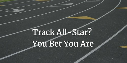Six Word SOL Track Star