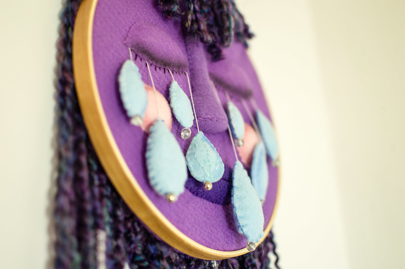 Hoop Girls: Purple Rain