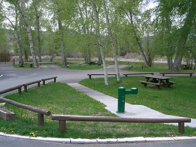 Shoup Bridge Recreation Site
