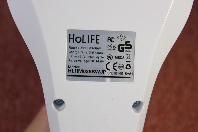 Holife ハンディクリーナー 開封レビュー (29)