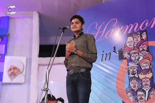 Karan Kumar from Sirsa, expresses his views