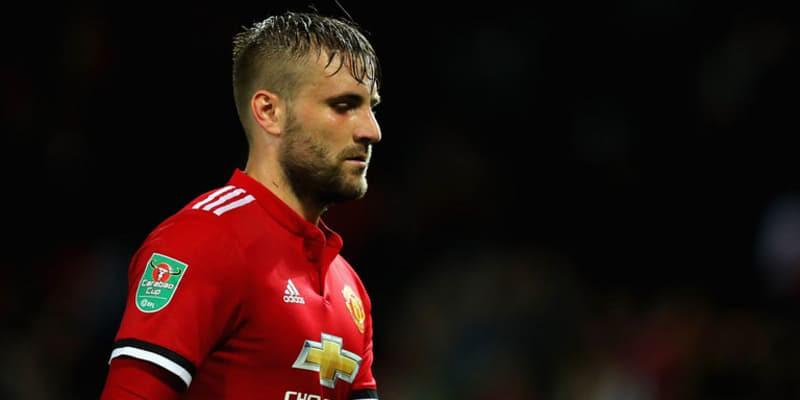 Manchester United Akan Lepas Luke Shaw ke Tottenham Demi Bek Ini