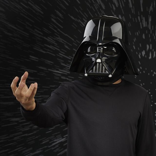 【販售資訊正式公開】孩之寶黑標系列 星際大戰【黑武士 達斯·維德1:1 豪華收藏頭盔】Darth Vader Black Series Helmet 曝光!!
