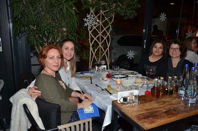Fatoş Köseoğlu, Hamdiye Kandemir, Deniz Bildirici, Emine Erdoğan