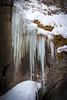 Eiszapfen in der Bärenschützklamm by hl_1001