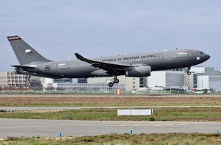 Republic of Singapore Air Force Airbus A330 MRTT EC-333
